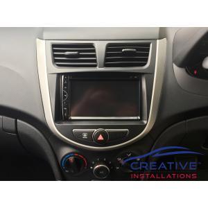 Accent Car Navigation
