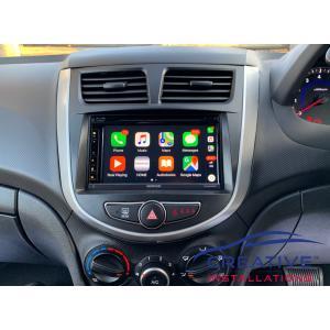 Accent Apple CarPlay