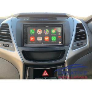 Elantra Apple CarPlay