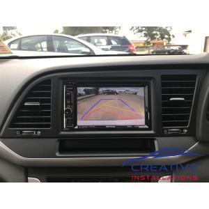 Elantra GPS Navigation System