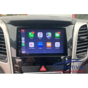 i30 Apple CarPlay