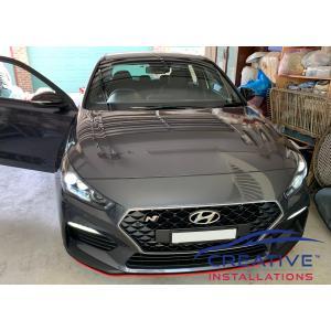 Hyundai i30 BlackVue Dash Cams