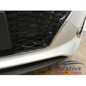 i30 Front Parking Sensors