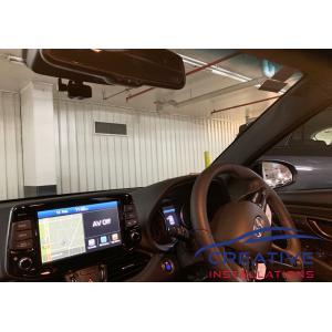 i30 eCELL Dash Cameras