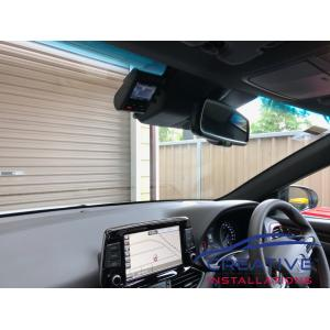 i30 Street Guardian SG9663DCPRO Dash Cameras