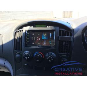 iLoad Bluetooth Car Stereo JVC