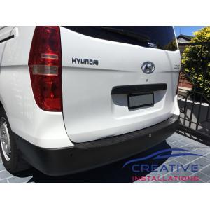 iLoad Reverse Parking Sensors
