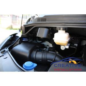 iLoad Car Alarm Upgrade
