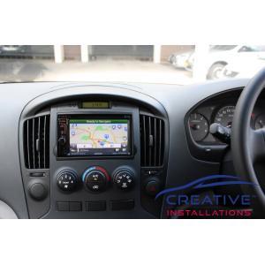 iLoad GPS Navigation System
