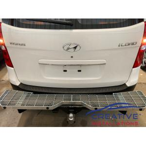 iLoad Reverse Parking Sensors