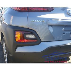 Kona Parking Sensors