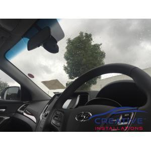 Santa Fe Dash Cameras
