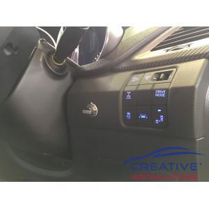 Santa Fe Electric brake controller