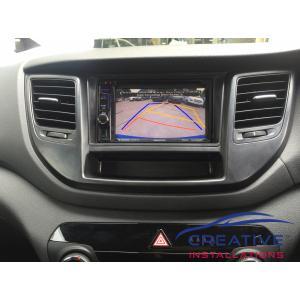 Tucson GPS Navigation System