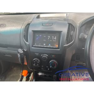DMAX Kenwood DMX8020S Head Unit