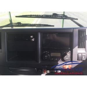 FRR 600 Car Stereo