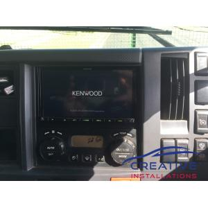 FRR 600 Bluetooth Car Stereo