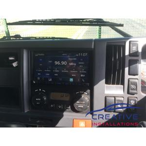 FRR 600 Car Radio