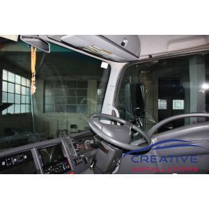 Isuzu FSS 550 GPS Navigation System