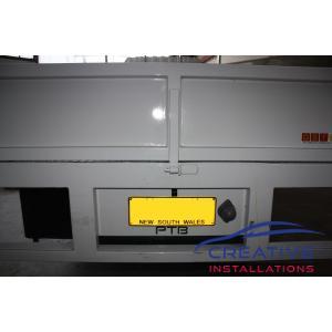 FSS 550 Reverse Camera