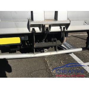 Isuzu N Series BlackVue DR750S Truck Dash Cams