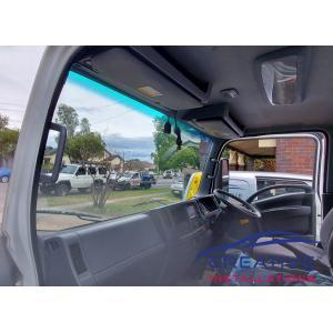 Isuzu NQR Street Guardian Dash Cam