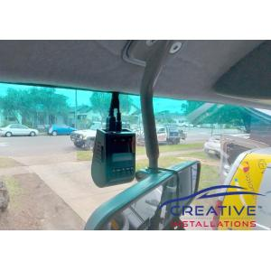 Isuzu NQR Truck Dash Cam