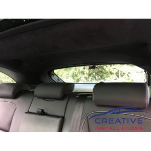 Jaguar F-PACE Dash Cams