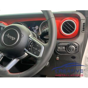 Gladiator REDARC Electric Brake Controller