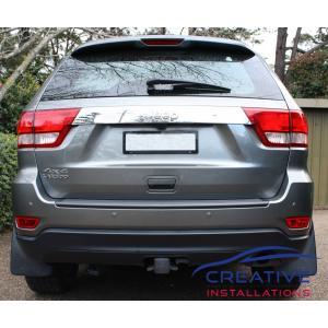 Grand Cherokee Reverse Parking Sensors