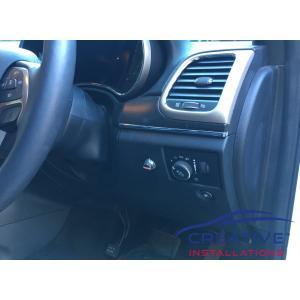 Grand Cherokee REDARC Electric Brake Controller