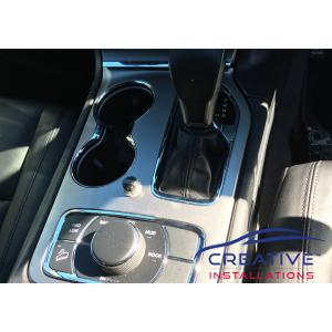 Grand Cherokee Electric brake controller