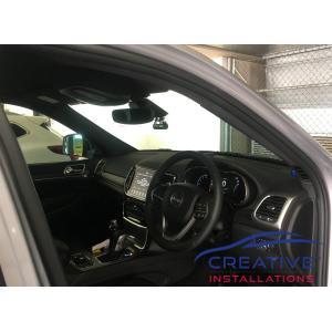 Grand Cherokee IROAD X5 Dash Cameras