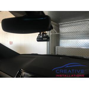 Grand Cherokee IROAD Dash Cams
