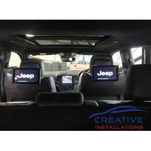 Jeep Car DVD Players