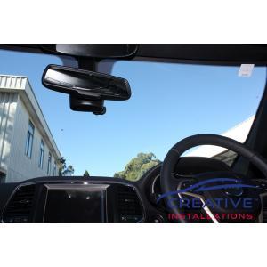 Grand Cherokee Dash Cameras