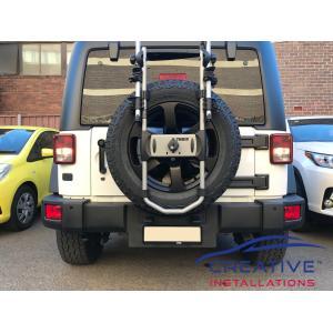 Wrangler Reverse Parking Sensors
