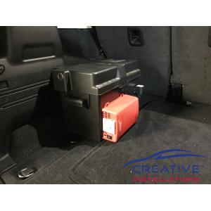Wrangler REDARC Dual Battery System