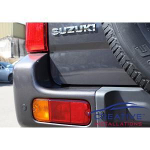 Jimny Sierra Reverse Parking Sensors
