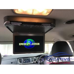 "Carnival 13.3"" Roof DVD player"