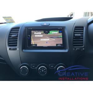 Cerato GPS Navigation System