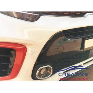 Picanto Front Parking Sensors