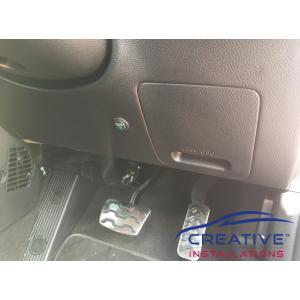 Picanto Parking Sensors