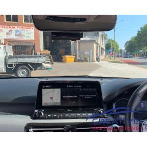 Seltos BlackVue DR750X Dash Cameras