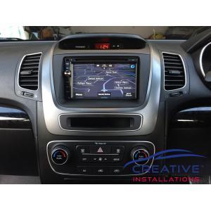 Sorento GPS Navigation System