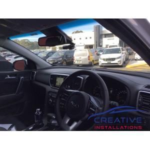 Sportage BlackVue DR750S-2CH Dash Cameras