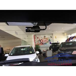 Sportage BlackVue Dash Cameras