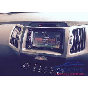 Sportage GPS Navigation System