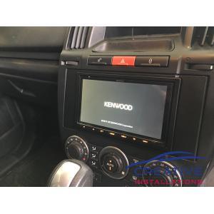 Freelander Kenwood Car Stereo