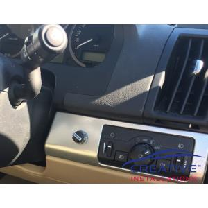 Freelander Electric brake controller